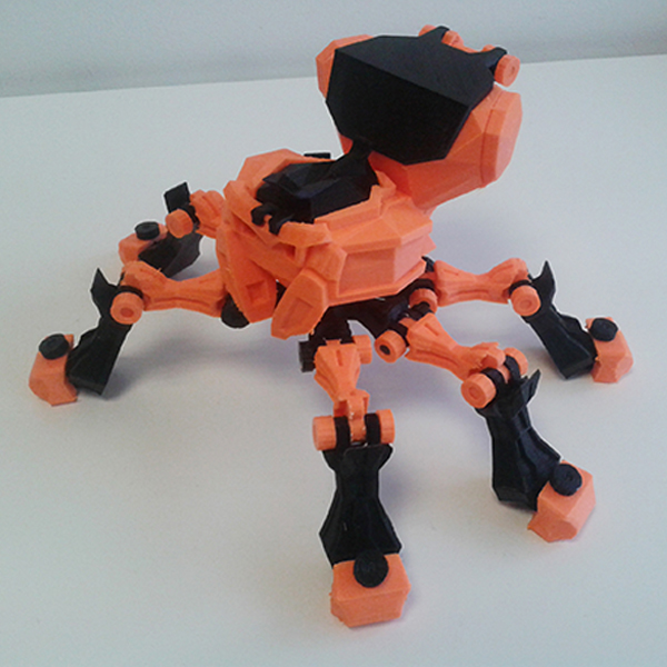 Design impression 3D