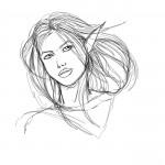 sketch elf hazylight3D